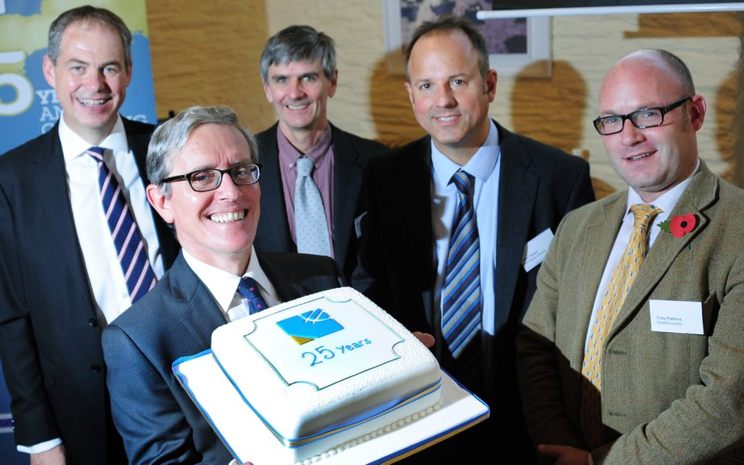 Record Lending for SWIG Marks 25 Years