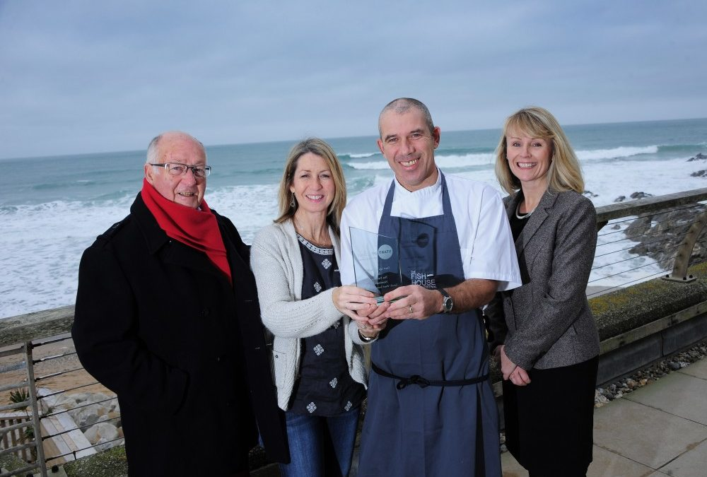 Award for Newquay Start Up