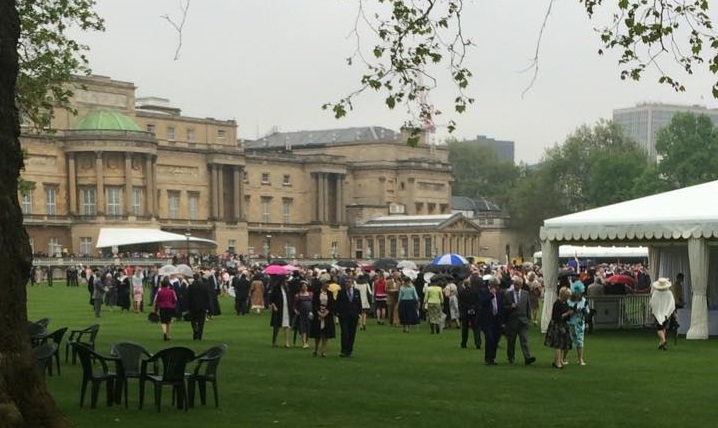 SWIG Finance at Royal Garden Party