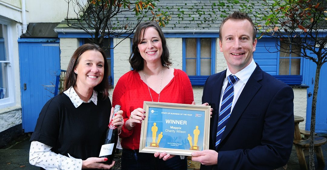 Mappix receive prestigious award