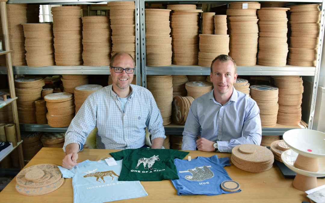 CIOSIF Loan to Help Ethical Homeware Designer Grow