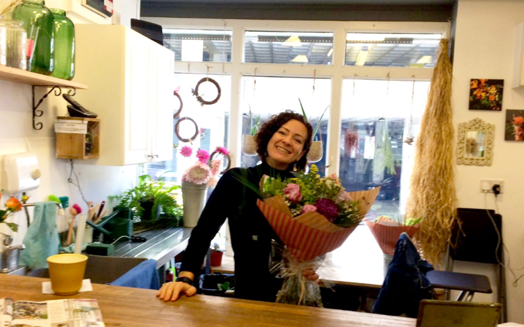 SWIG Finance Helps Local Florist Business to Flourish