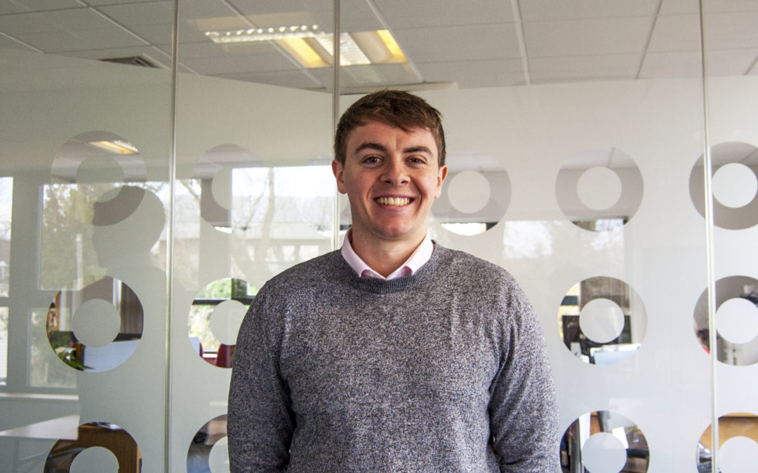 SWIG Finance Welcomes Charlie Martin to the Team