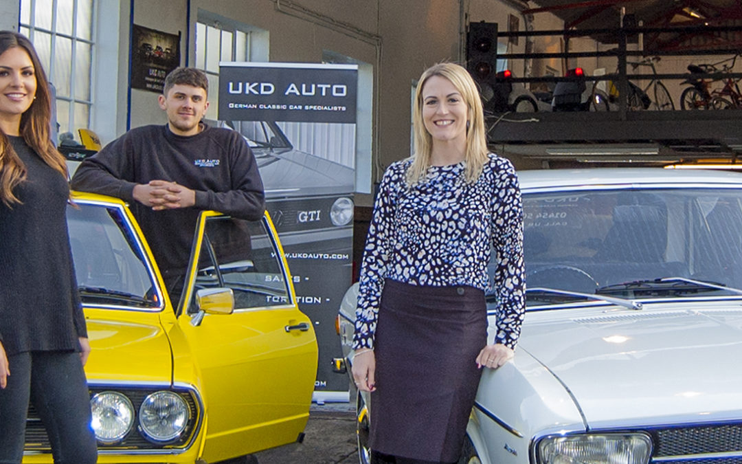 Classic Car Specialist Fuels Expansion with Further Funding