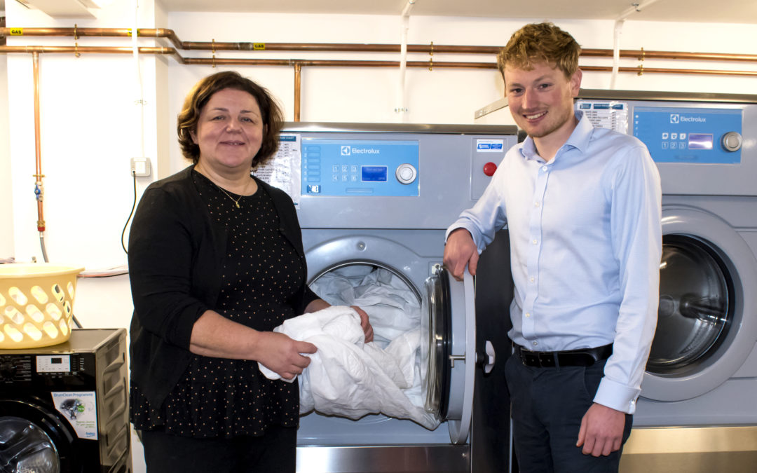 Spotless Cleaning Shines Following Investment