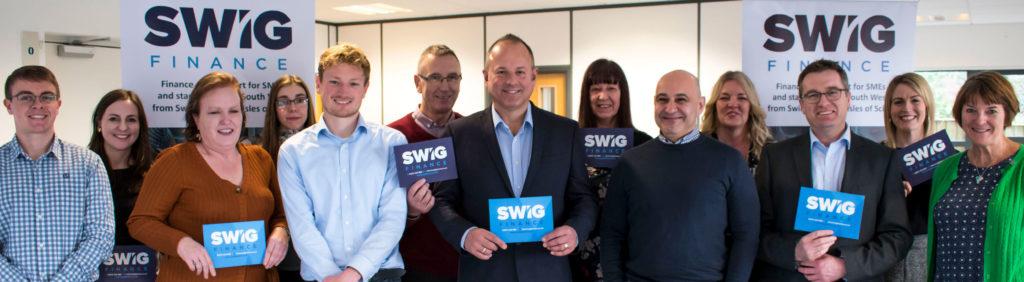 SWIG Finance Team