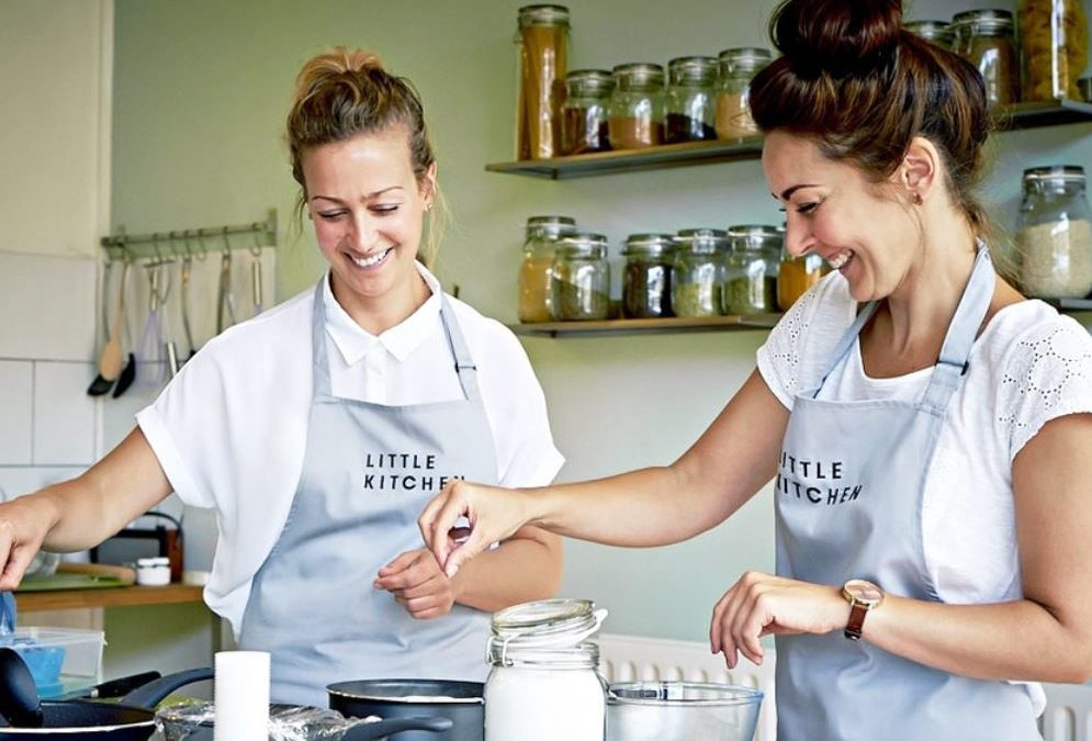 Little Kitchen Receives Funding to Support Big Ideas