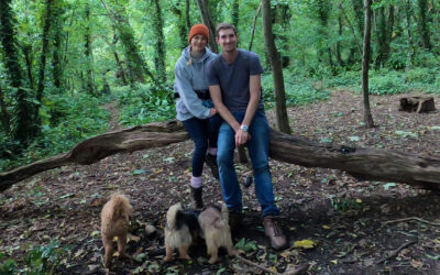 Funding Leads Dog Walking Business on New Adventure