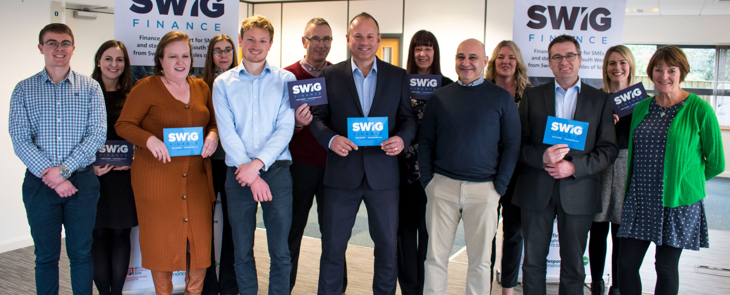 SWIG Finance Goes Live with the Recovery Loan Scheme!
