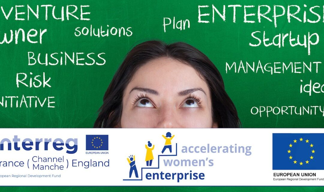 Tailored training for female entrepreneurs – Accelerating Women's Enterprise