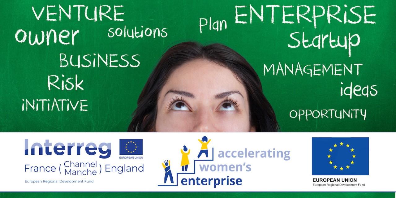 Tailored training for female entrepreneurs – Accelerating Women's Enterprise