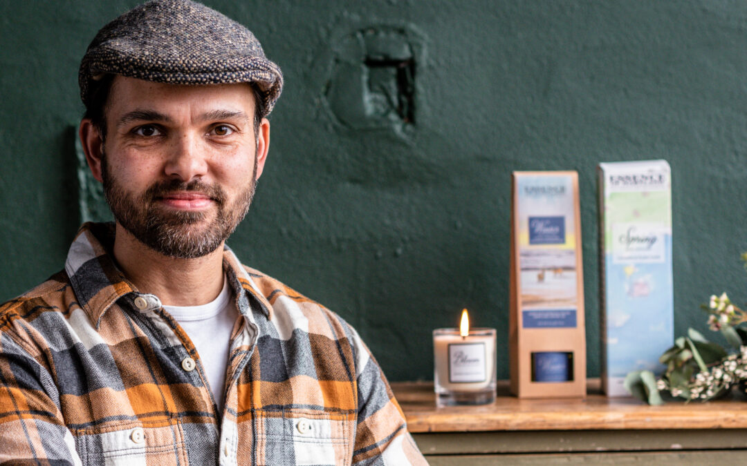 Devon Fragrance Maker Secures Essential Funding