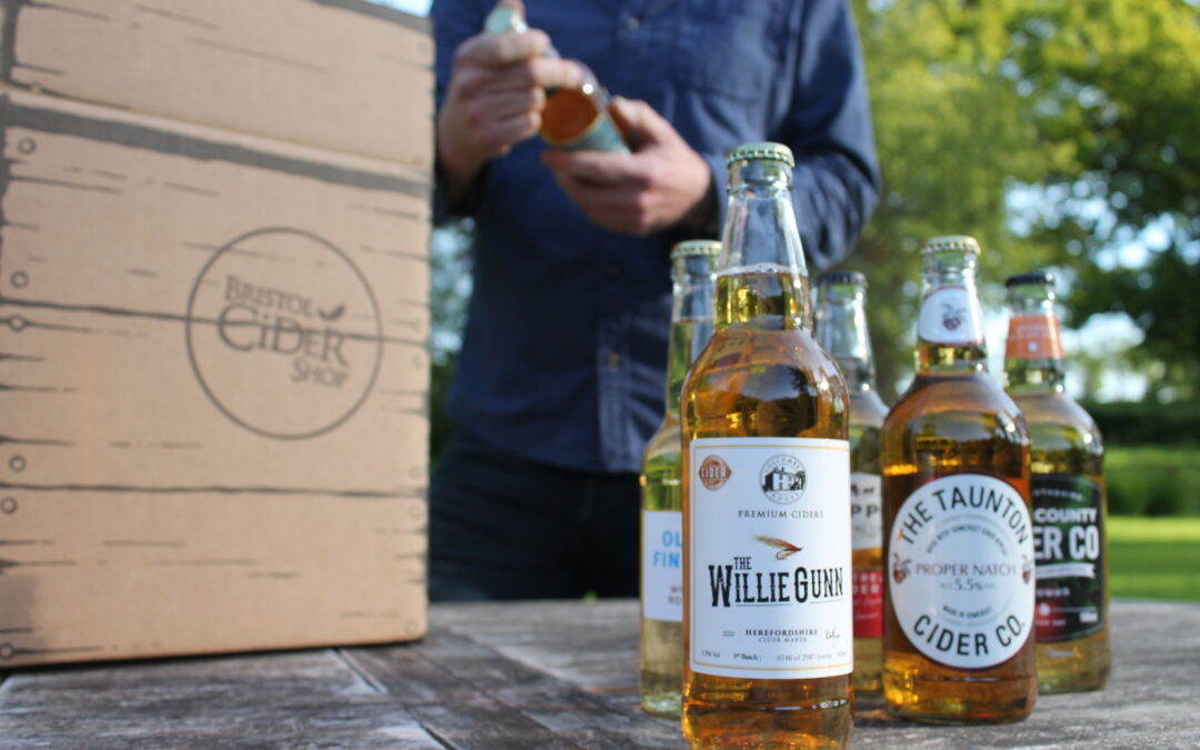 Bristol Cider Firm Benefits from Recovery Loan Scheme